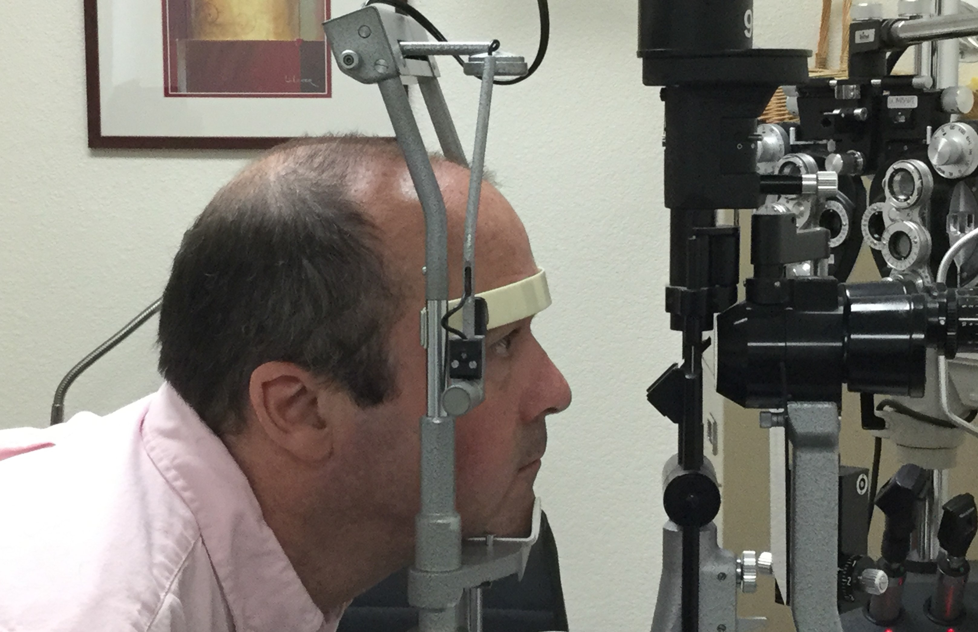 testing for low vision