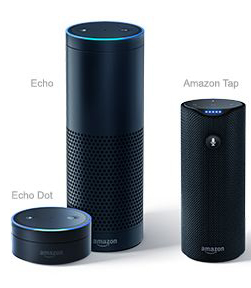 Amazon Echo Family photo