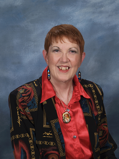 Photo of EBC Board Member Linda Burille