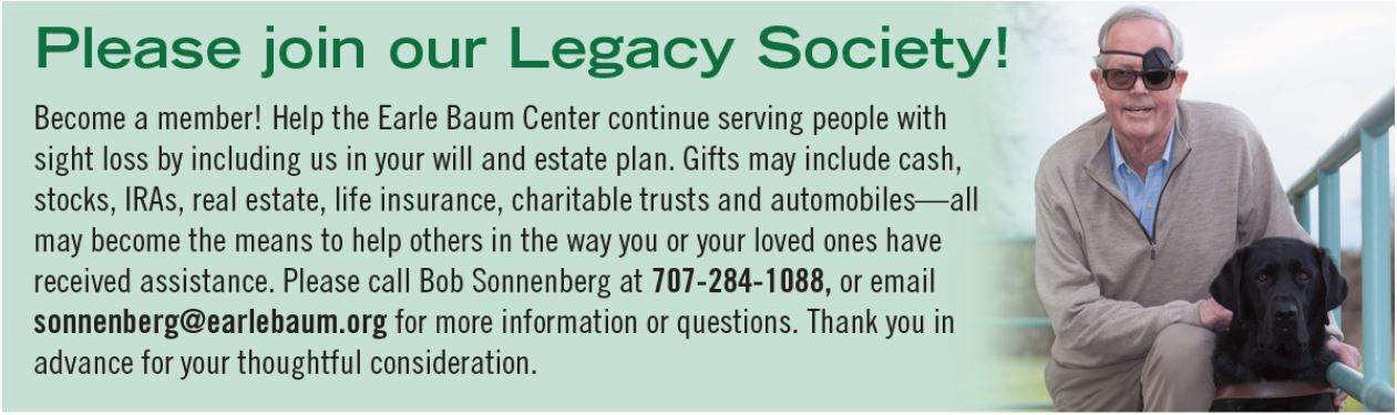 Join the EBC Legacy Society