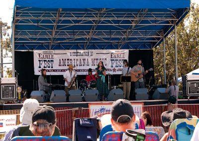 2011 Earle Fest - Earle Baum Center   9-24-11