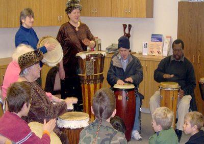 visiting-schoolchildren-join-the-ebc-drum-circle72
