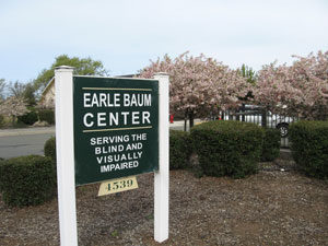 A picture of Earle Baum Center