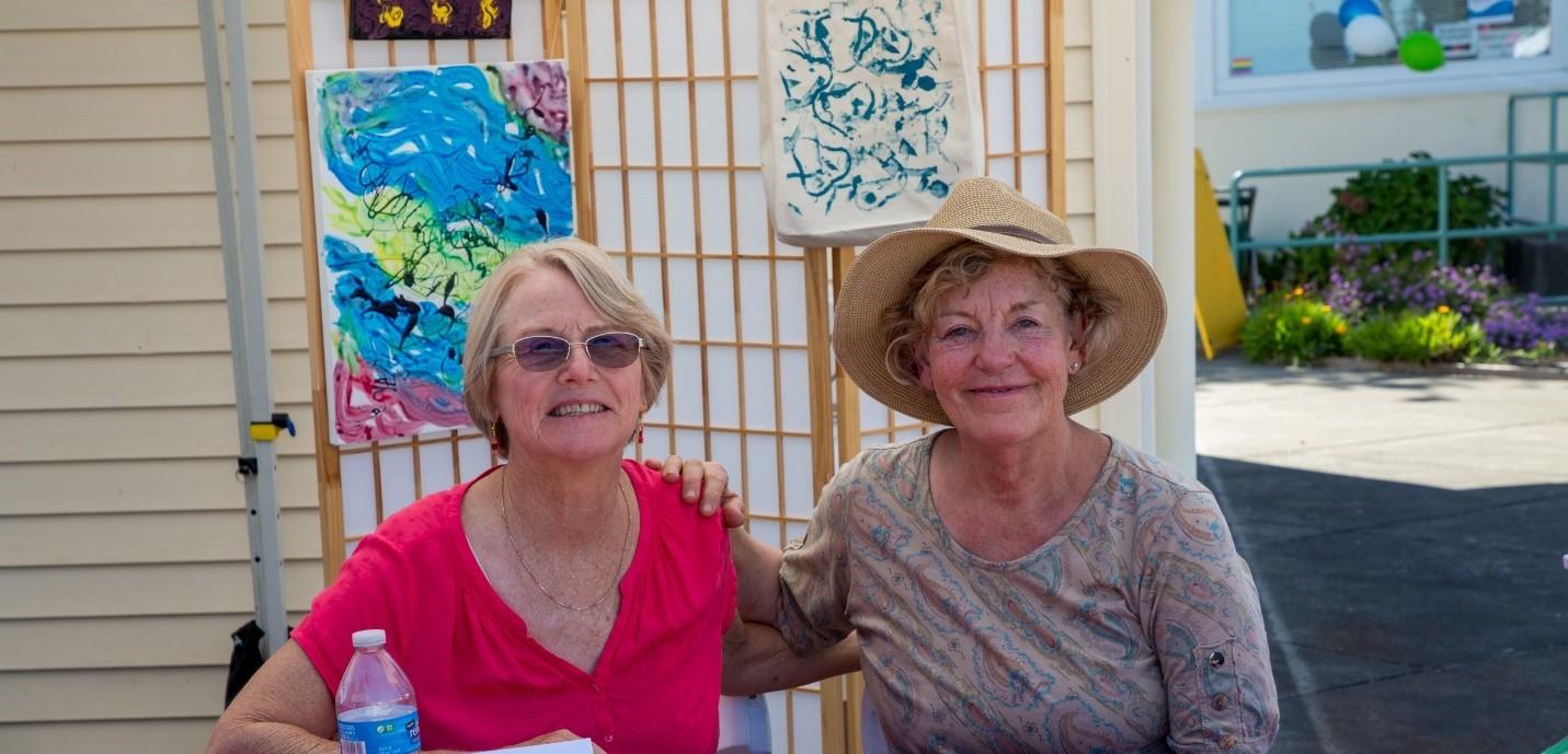Our Incredible Teachers Ellen Storz & Ann Krinnard