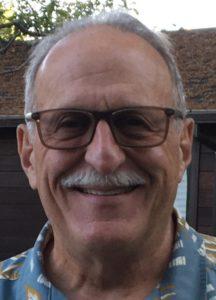 full head shot of Geoff Perel