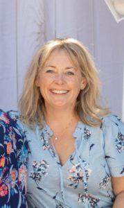 Lesley Gibbons smiling headshot