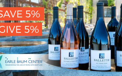Wines from EBC neighbor Balletto Vineyards give back!